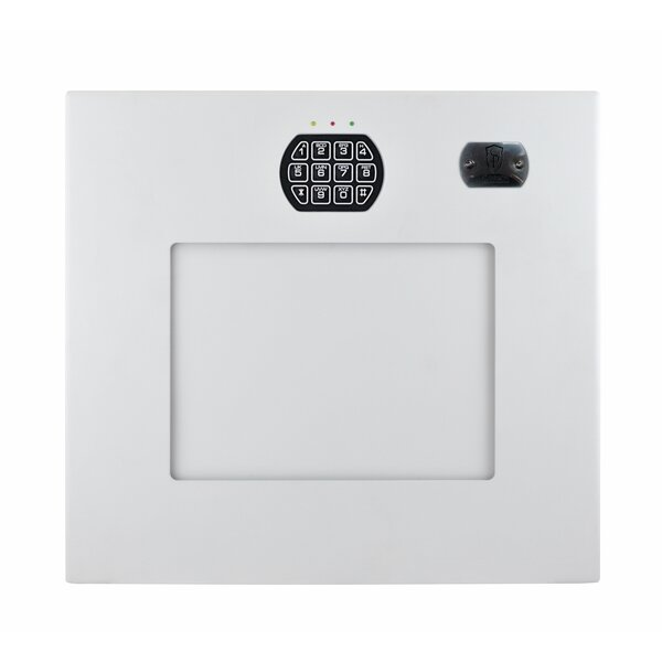 Electronic Lock Wall Vault Wall Safe by Cannon Security Products