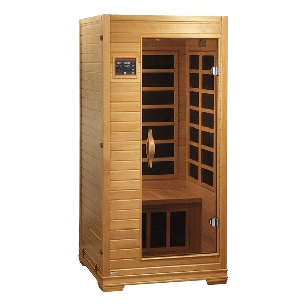 Carbon 2 Person FAR Infrared Sauna by QCA Spas