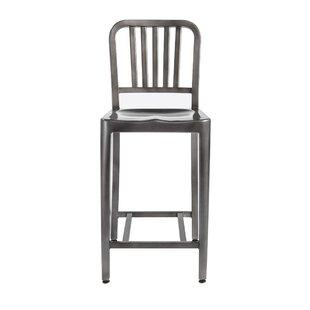 Terrific Kannon 24 Patio Bar Stool Machost Co Dining Chair Design Ideas Machostcouk