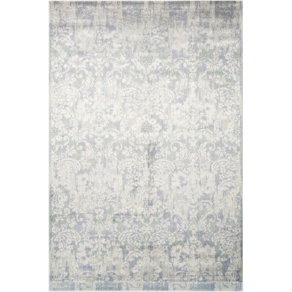 Arabelle Slate Area Rug by Bungalow Rose