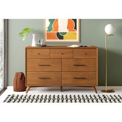 Modern Amp Contemporary Parocela 7 Drawer Dresser Allmodern