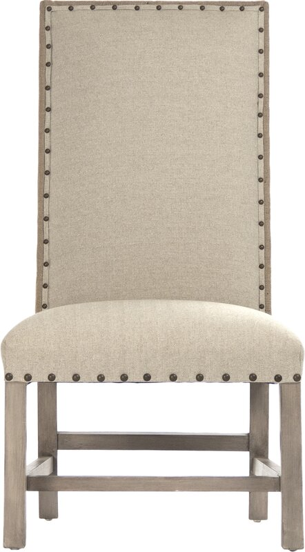 Driftwood Parsons Chair By Zentique Buy Accent Chairs