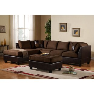 Faux Leather Sectional Sofas Youu0027ll Love | Wayfair