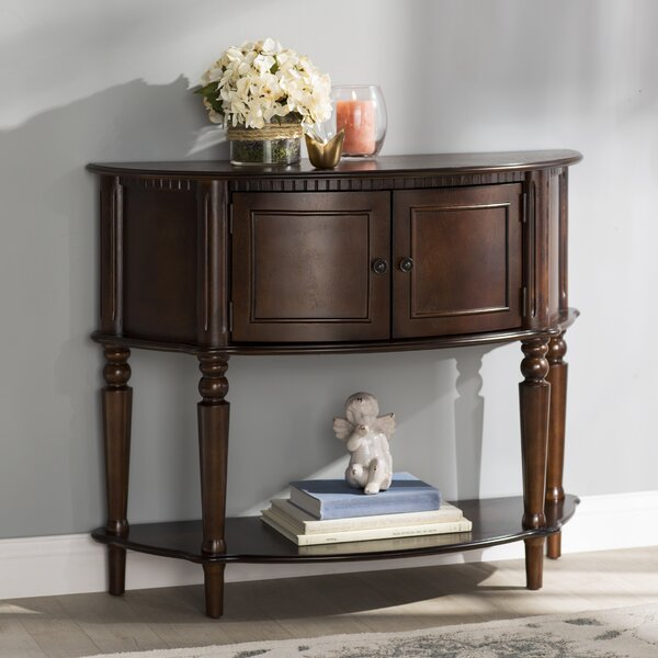 Hameldon Console Table by Astoria Grand