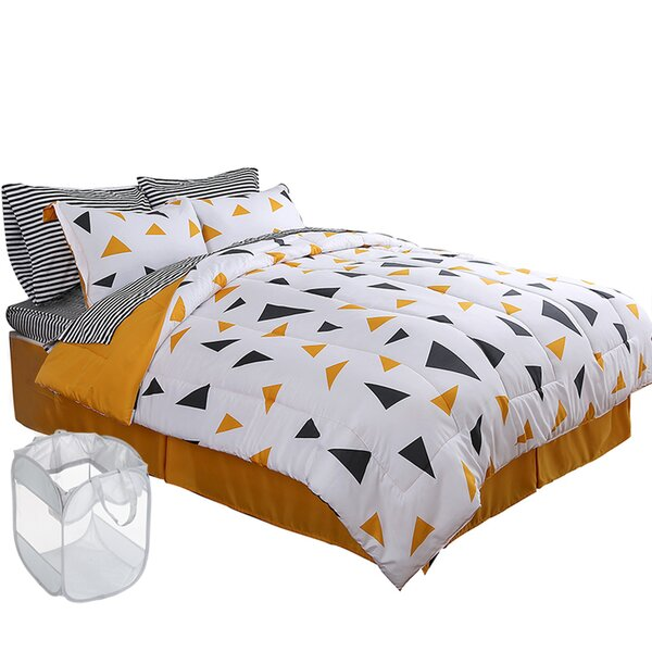 Durkin Comforter Set by Wrought Studio