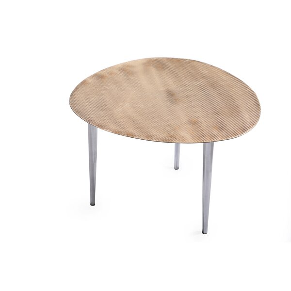 Oro End Table by Foreign Affairs Home Decor
