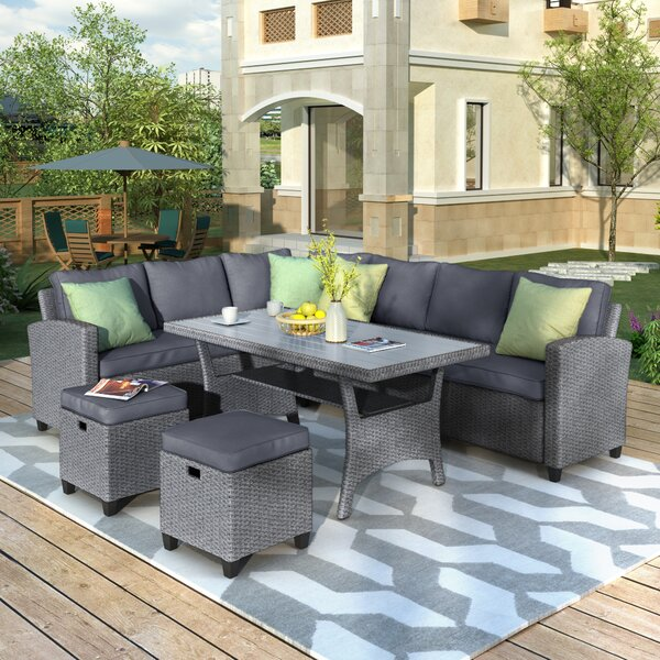 Archle 5 Piece Sofa Seating Group