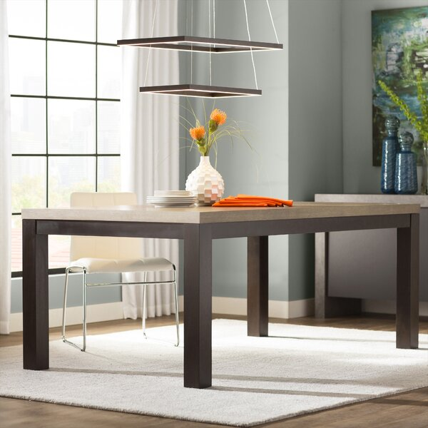 Riverdale Dining Table by Wade Logan