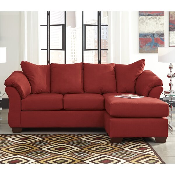 Torin Sectional by Andover Mills