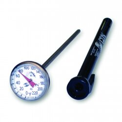 ProAccurate Insta-Read Cooking Thermometer by CDN