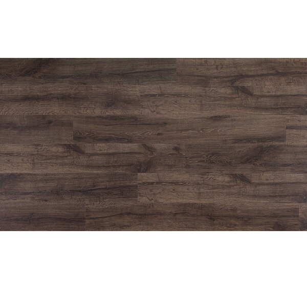 Reclaime 8 x 54 x 12mm Oak Laminate Flooring Plank in Flint Oak by Quick-Step