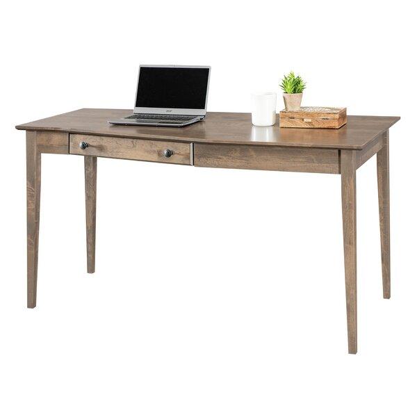 Chane Solid Wood Desk