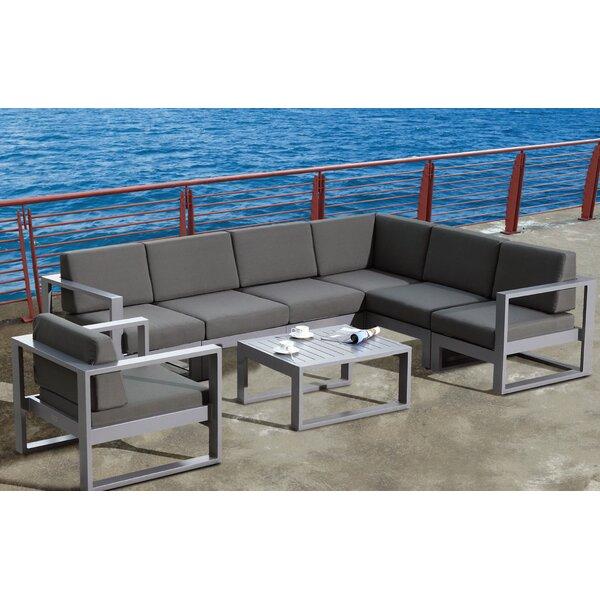 Aruba Patio Chair with Sunbrella Cushions by Feruci Feruci