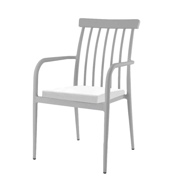 Jody Patio Dining Chair by Ivy Bronx