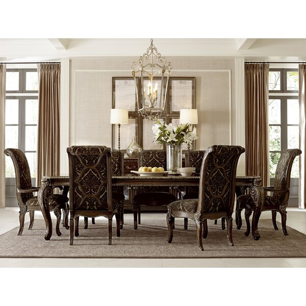 Hepburn Extendable Dining Table by Astoria Grand