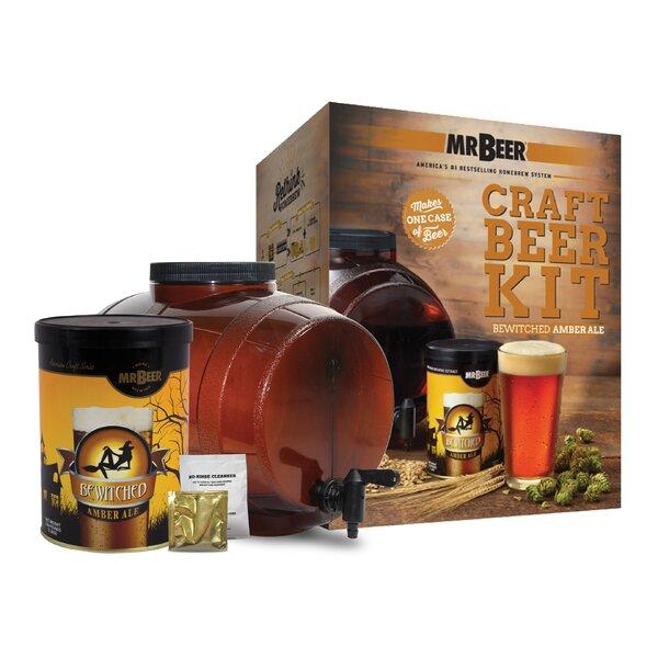 Mr. Beer Bewitched Ale Craft Beer Making Kit by Mr. Beer