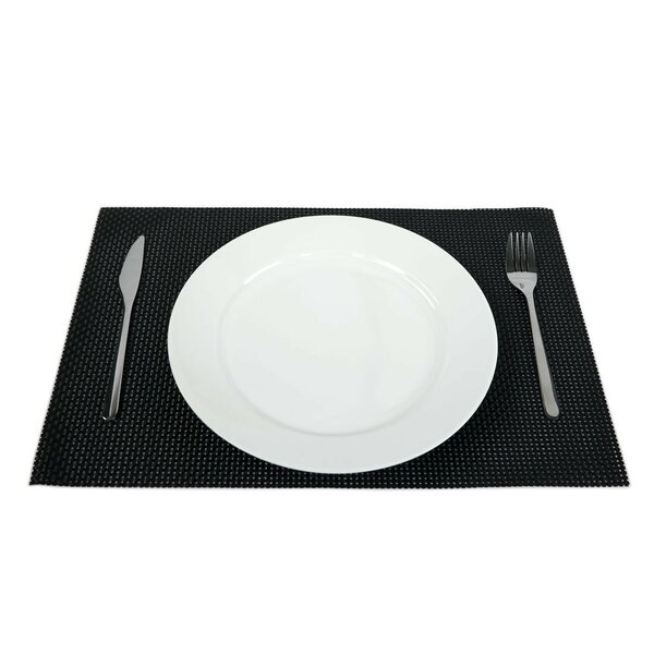 Woven Placemat (Set of 4) by Linen Tablecloth