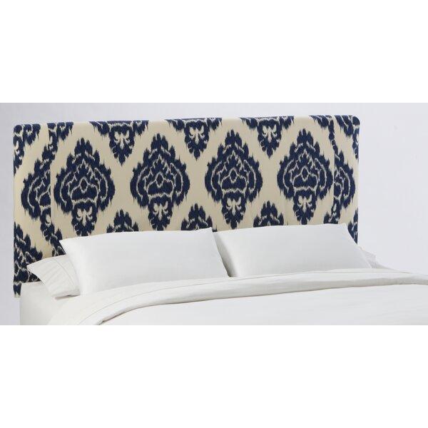 Slip Cover Upholstered Panel Headboard by Skyline Furniture