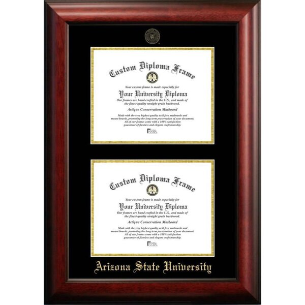 The Contemporary University of Missouri Picture Frame by Diploma Frame Deals