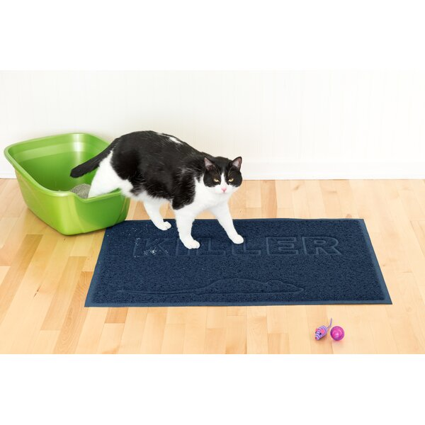 Arterburn Tidy Paw Litter and Food Mat by Tucker Murphy Pet