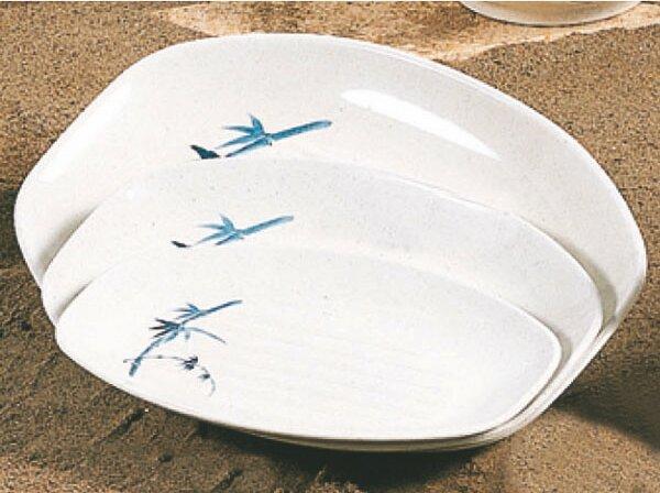Hensley Teriyaki Platter (Set of 12) by Bloomsbury Market