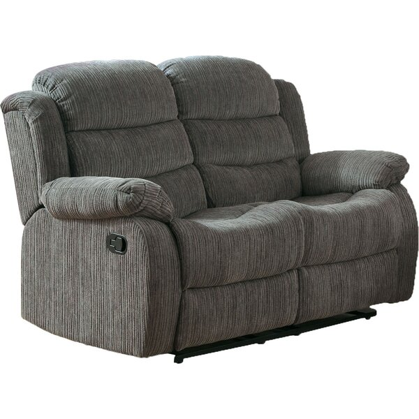Fergstein Reclining Loveseat by Hokku Designs