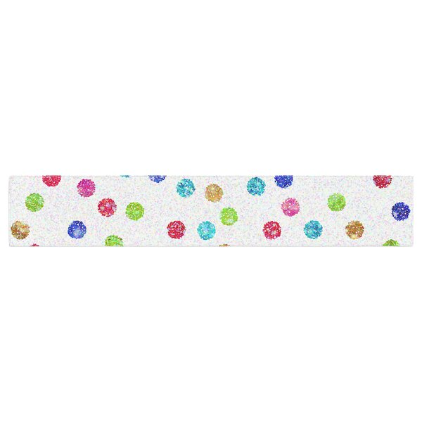 Beth Engel Seeing Dots Table Runner by East Urban Home