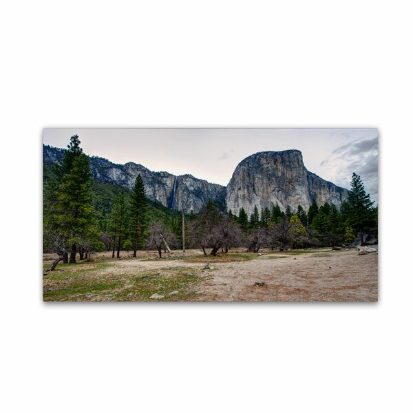Yosemite National Park - California-II by David Ayash Photographic Print on Wrapped Canvas by Trademark Fine Art