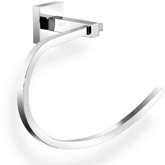 Strong Wall Round Towel Ring by AGM Home Store
