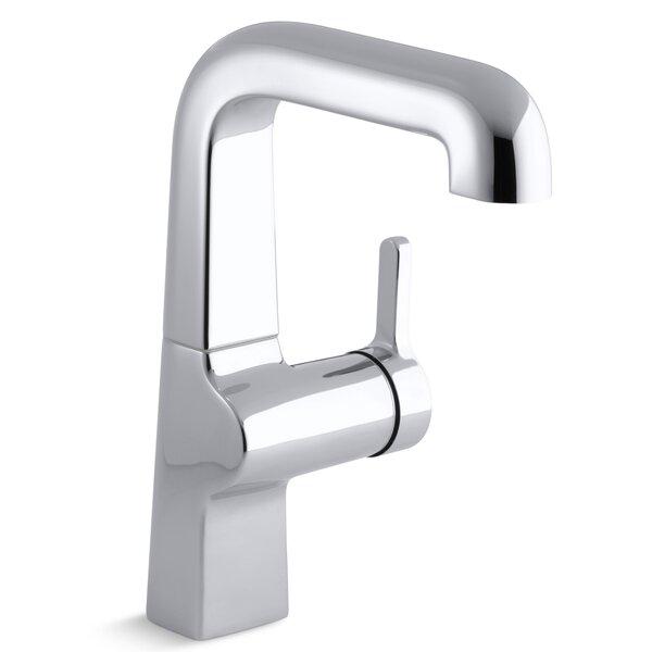 Evoke Single-Hole Kitchen Sink Faucet with 7 Spout by Kohler