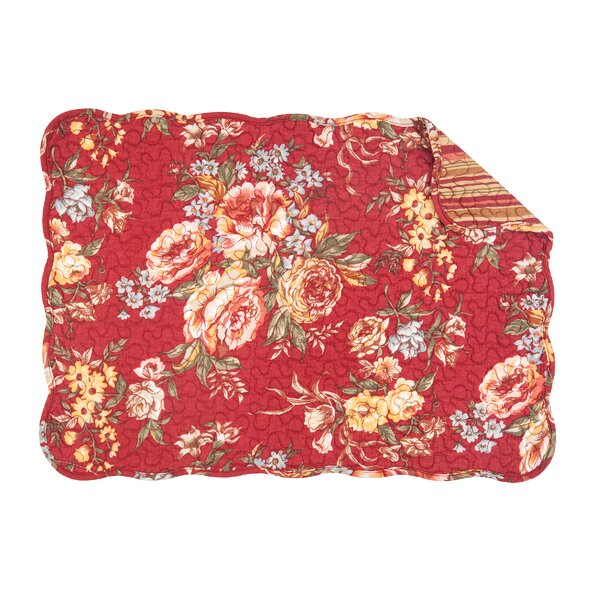 Sennett Placemat (Set of 6) by Darby Home Co