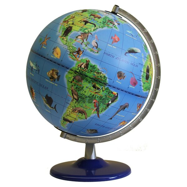 Kids Safari Globe by Waypoint Geographic