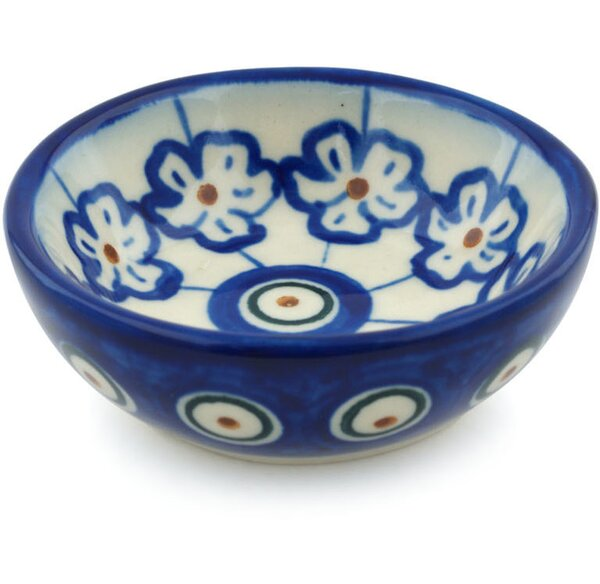 Flowering Peacock Rice Bowl by Polmedia