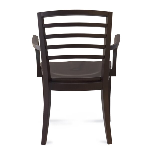 Sofian Solid Wood Dining Chair by Latitude Run Latitude Run