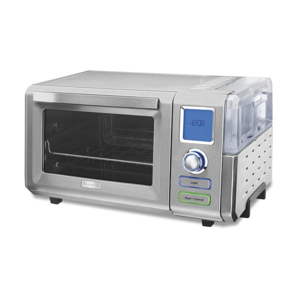 0.6 Cu. Ft. Steam and Convection Oven by Cuisinart