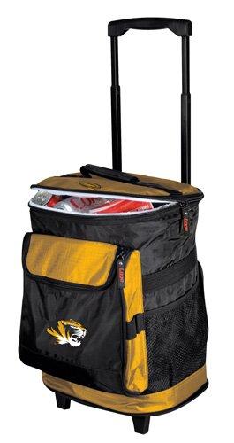 Collegiate Rolling Cooler - Missouri by Logo Brands