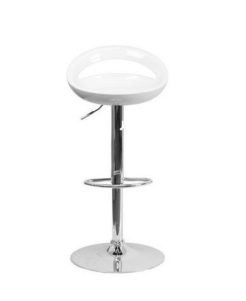 Zyaire Adjustable Height Swivel Bar Stool by Orren Ellis Orren Ellis