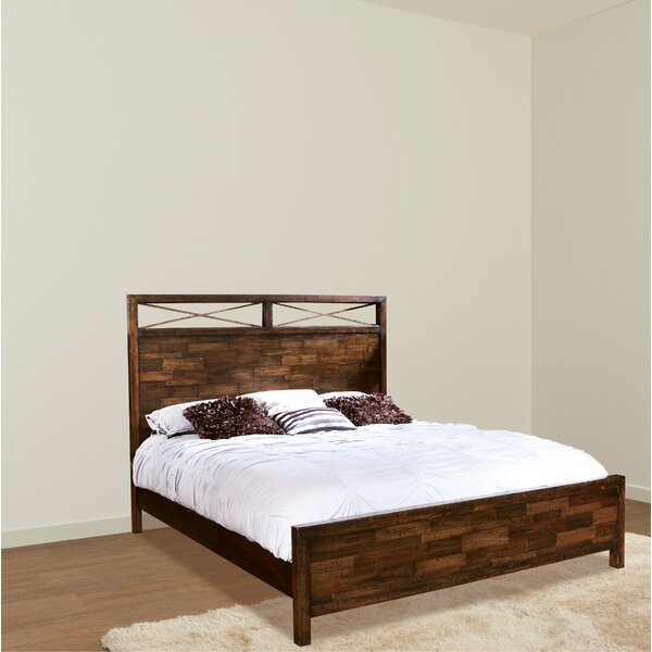 Alexandre Standard Bed by Longshore Tides