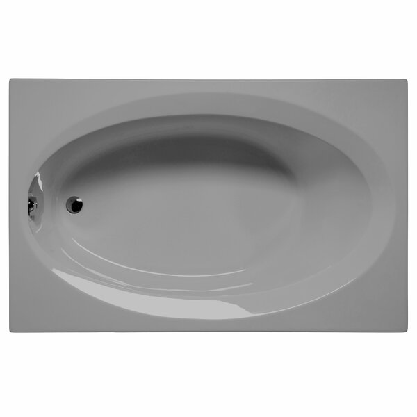 Delray 72 x 42 Air Bathtub by Malibu Home Inc.