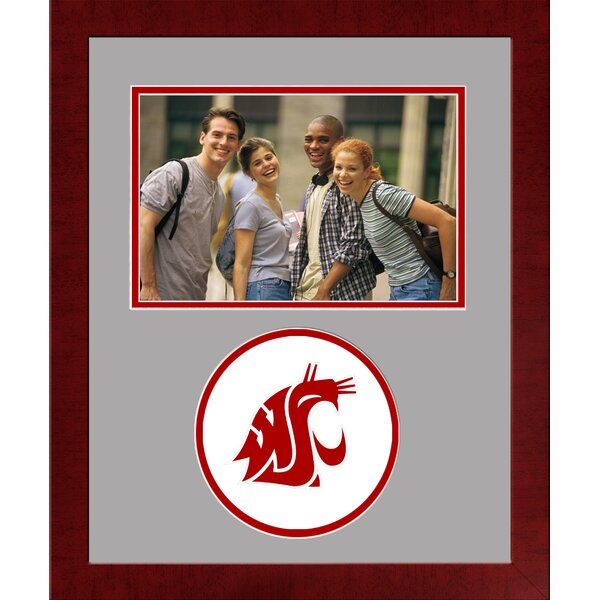 NCAA Washington State Cougars Spirit Photo Picture Frame by Campus Images