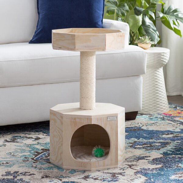 29 Charley Cat Tree by Archie & Oscar