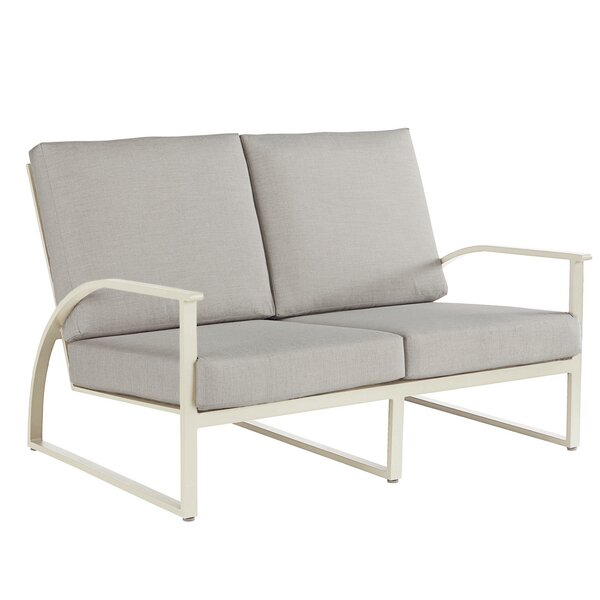 Dani Loveseat by Highland Dunes