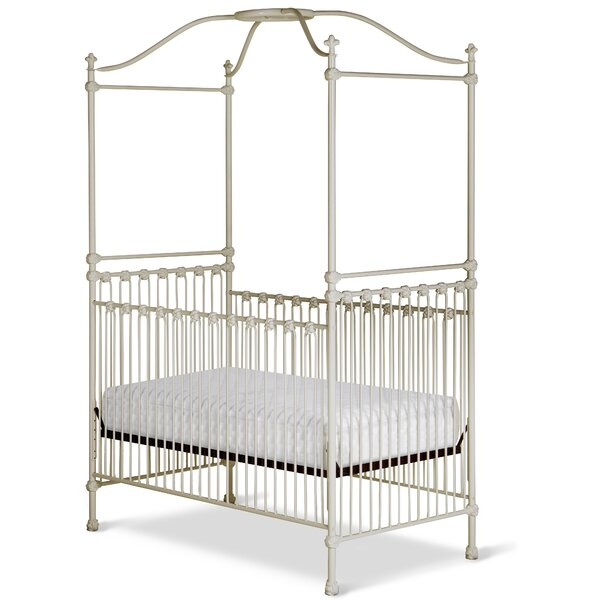 Stationary Canopy Crib by Corsican