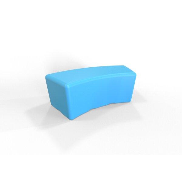 Swerve Modular Picnic Bench by Ebern Designs