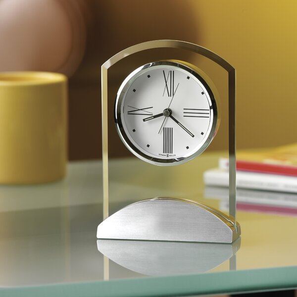 Tribeca Alarm Clock by Howard Miller®