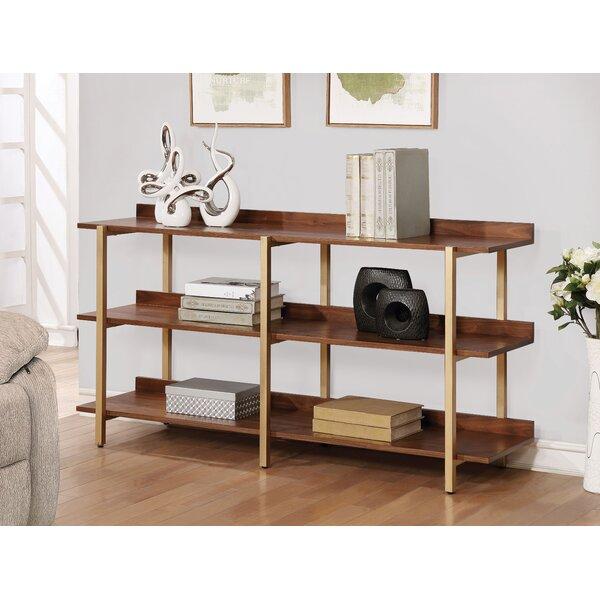 Rinaldi Standard Bookcase by Brayden Studio