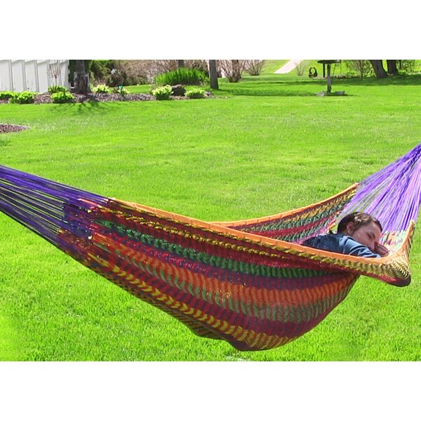 Hutchinson Double Tree Hammock by Bay Isle Home