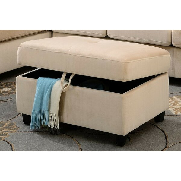 Ferebee Storage Ottoman by Ebern Designs