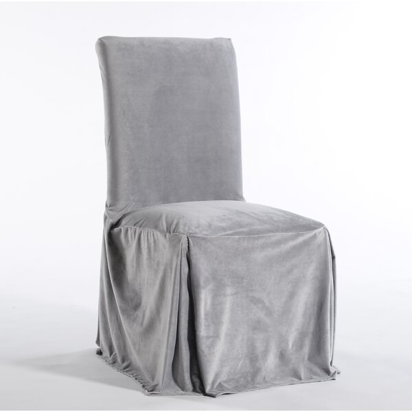 Royal Dining Chair Skirted Slipcover by Classic Slipcovers