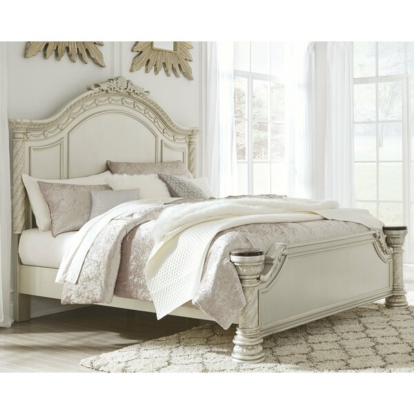 Petry Standard Bed by Astoria Grand